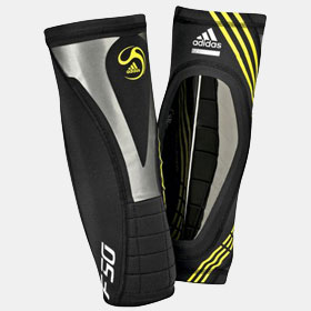 Wrap around shin guard