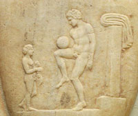 Ancient Soccer